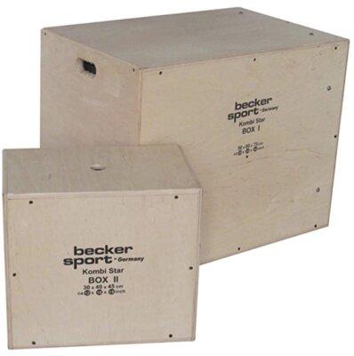 Becker-Sport Germany - Migliore jump box in set da 2