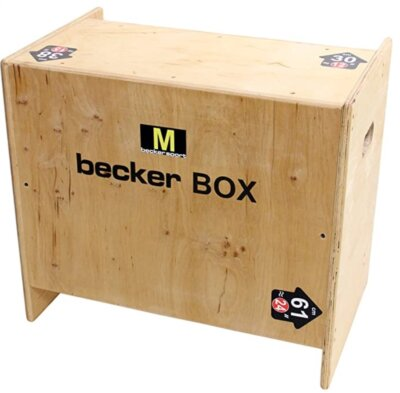 Becker-Sport Germany - Migliore jump box per 5 altezze di salto
