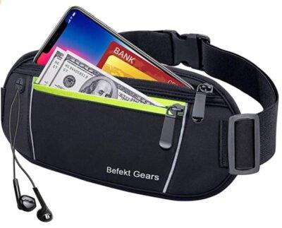 Befekt Gears - Migliore marsupio da running per compatibilità con smartphone
