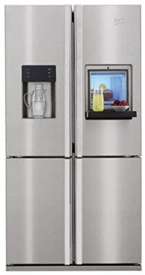 Beko GNE 134631 X - Migliore frigorifero Beko side by side per porta francese