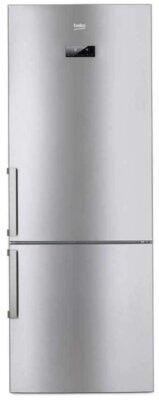 Beko RCNE520E31ZX - Migliore frigorifero Beko combinato per EverFresh+ e Filtro Attivo Antiodore