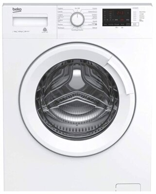 Beko WTXS61032WIT - Migliore lavatrice da 6 kg slim per lavaggi rapidi