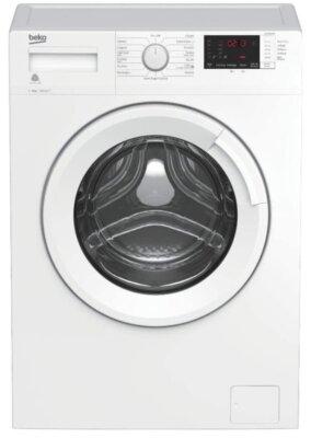 Beko WUX61032WIT - Migliore lavatrice da 6 kg carica frontale per delicatezza sui tessuti
