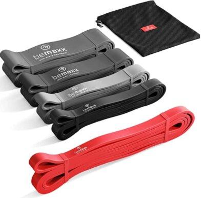 BeMaxx - Migliore elastico di resistenza per larghezza 1,3 cm