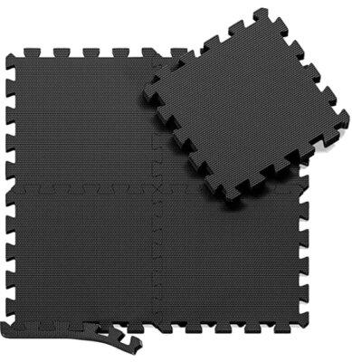 BeMaxx - Migliore pavimento in gomma per palestra per 18 pezzi