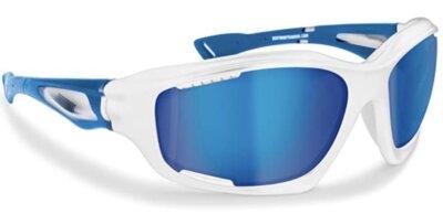 bertoni - migliori occhiali da ciclismo per fori per la fuoriuscita della condensa