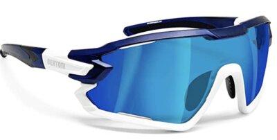 Bertoni - Migliori occhiali da ciclismo per montatura in TR90 polimerica