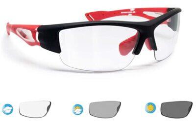Bertoni - Migliori occhiali da ciclismo per protezione contro i raggi UV al 100%