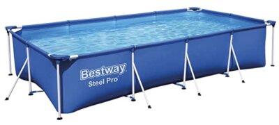 Bestway - Migliore piscina da giardino fuori terra per connettori in plastica