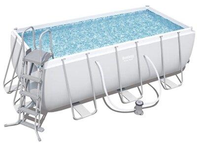 Bestway - Migliore piscina da giardino fuori terra per galleggiante con erogazione automatica del cloro
