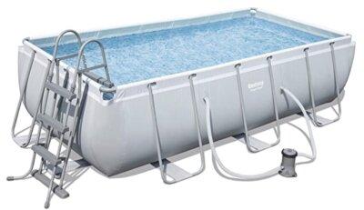 Bestway - Migliore piscina da giardino fuori terra per pompa e cartuccia filtro incluse