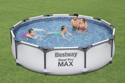 Bestway - Migliore piscina da giardino fuori terra per rapporto qualità prezzo