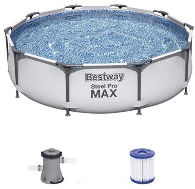 Bestway - Migliore piscina da giardino fuori terra per resistenza