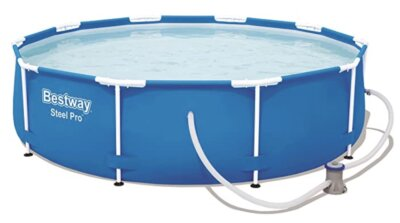 Bestway - Migliore piscina da giardino fuori terra per velocità di montaggio