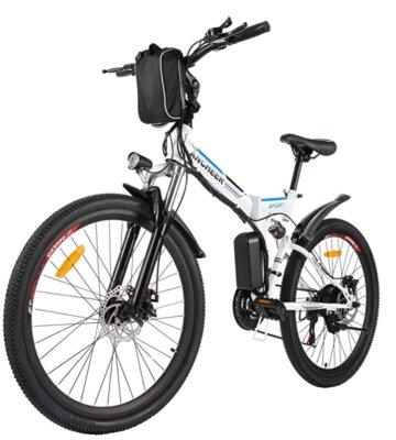 BIKFUN - Migliore bici elettrica per telaio pieghevole