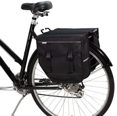 BikyBag - Migliore borsa per bici per alette laterali protettive