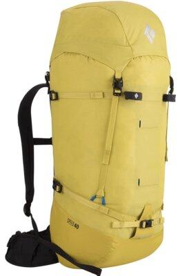 Black Diamond - Migliore zaino da alpinismo per innovativi spallacci e pannello posteriore termoformato