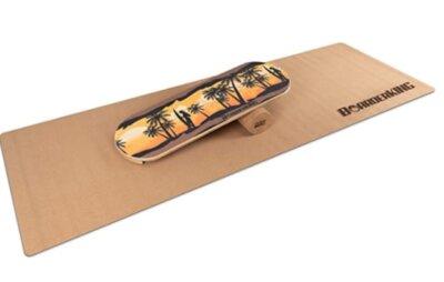 BoarderKING - Migliore balance board per materiale riciclato