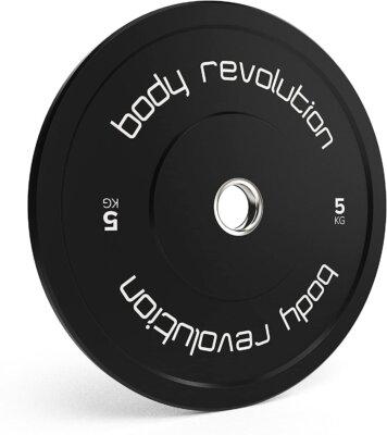 body revolution - migliori dischi in gomma