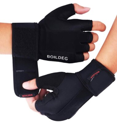 boildeg - Migliori guanti da palestra per design ispessito