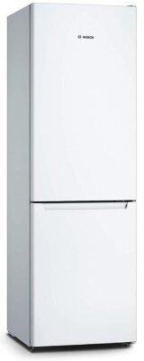 Bosch KGN36NWEA Serie 2 - Migliore frigorifero Bosch combinato per colore bianco e semplicità