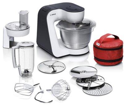 Bosch MUM50E32DE - Migliore robot da cucina Bosch per borsa porta accessori di colore rosso