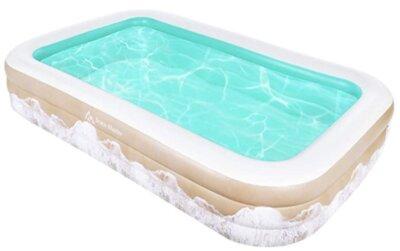 Brace Master - Migliore piscina gonfiabile per design esclusivo stile spiaggia