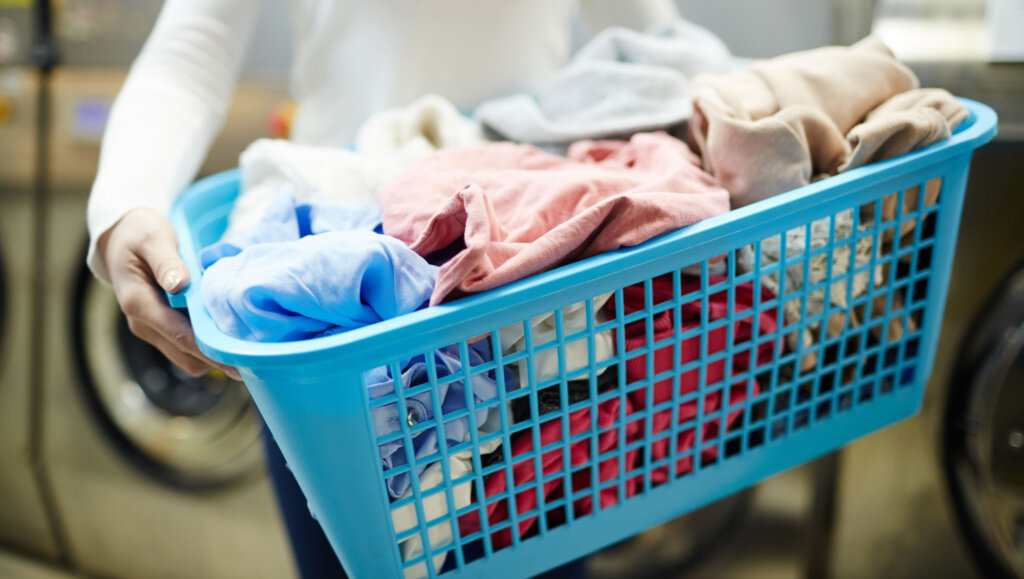 Bucato con lavatrici da 9 kg