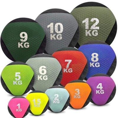 C.P. SPORTS - Migliore palla medica per gomma