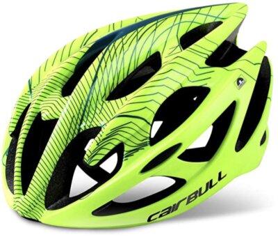 Cairbull - MTB - Migliore casco da bici per imbottitura interna in materiale Coolmax