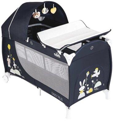 CAM Il Mondo del Bambino - Migliore culla da campeggio per materiali completamente atossici ed esenti da ftalati
