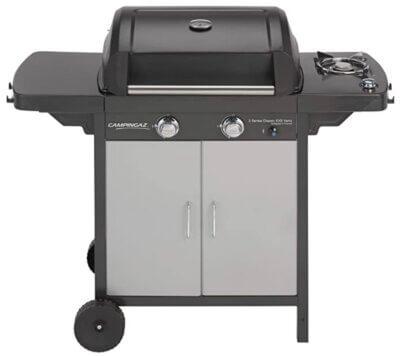 Campingaz 2 Series Classic EXS Vario - Migliore barbecue Campingaz a gas per mobiletto dispensa con ante