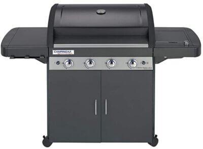 Campingaz 4 Series Classic LS - Migliore barbecue Campingaz a gas per ampia superficie di cottura