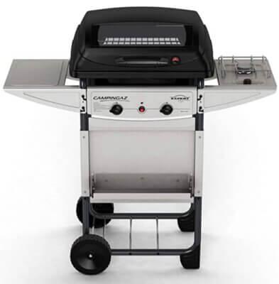 Campingaz Expert Deluxe - Migliore barbecue Campingaz a gas per roccia lavica