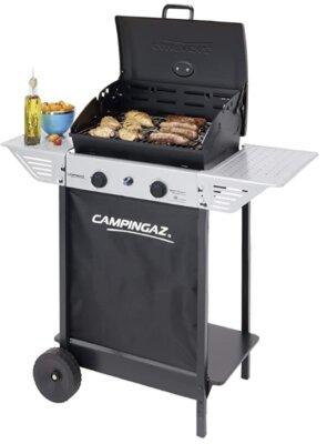 Campingaz - Migliore barbecue a gas per bruciatori in acciaio completamente regolabili