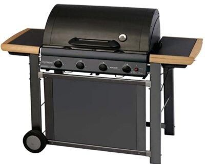 Campingaz - Migliore barbecue a gas per quattro bruciatori in ghisa