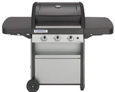 Campingaz - Migliore barbecue americano per bruciatori in acciaio ad alte prestazioni