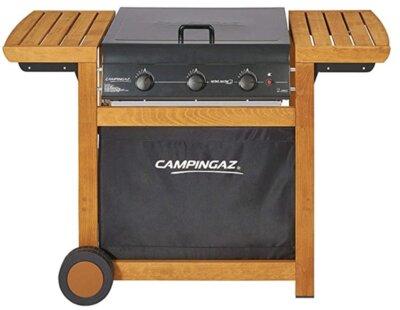 Campingaz - Migliore barbecue americano per struttura in legno di acacia