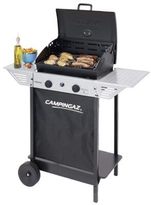 Campingaz - Migliore barbecue da giardino per bruciatori in acciaio alluminato ad alte prestazioni