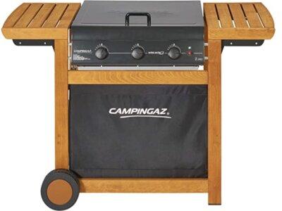 Campingaz - Migliore barbecue da giardino per struttura del carrello in legno