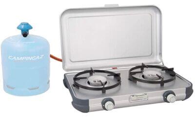 Campingaz - Migliore fornello a gas da campeggio per padelle fino a 24 cm