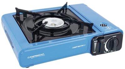Campingaz - Migliore fornello a gas da campeggio per pratica valigetta contenitiva