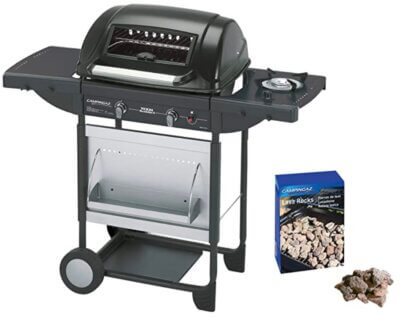 Campingaz Texas Revolution S - Migliore barbecue Campingaz per i principianti