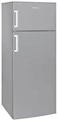 Candy CCDS 5142XH - Migliore frigorifero Candy doppia porta per colore acciaio inox e maniglie cromate
