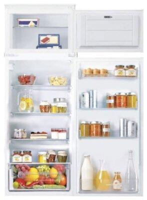 Candy CFBD 2450 2E - Migliore frigorifero Candy incasso per altezza 144 cm