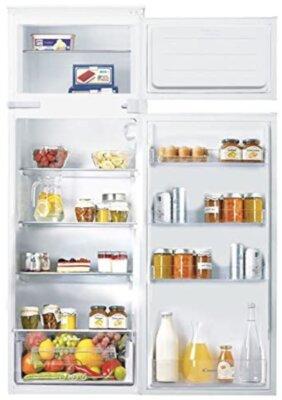Candy CFBD2650E 1 - Migliore frigorifero Candy incasso per altezza 158 cm