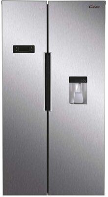 Candy CHSBSO 6174XWD - Migliore frigorifero Candy side by side per distributore di acqua