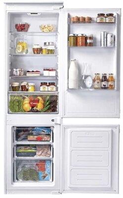 Candy CKBBS 100 - Migliore frigorifero Candy combinato per pulsanti soft touch con LED