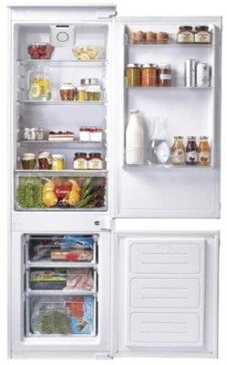 Candy CKBBS 172 F - Migliore frigorifero Candy incasso per ripiani in cristallo e nuove mensole Beauty Suite