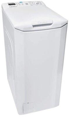 Candy CST 360L-01 - Migliore lavatrice da 6 kg carica dall'alto per programmi rapidi